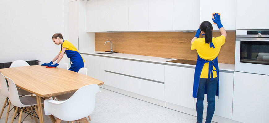 5 Advantages Hiring a Cleaning Service Has on Your Health