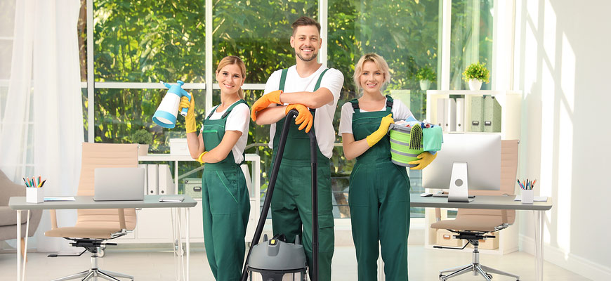 How to Hire a Reliable Cleaning Company for Your Business