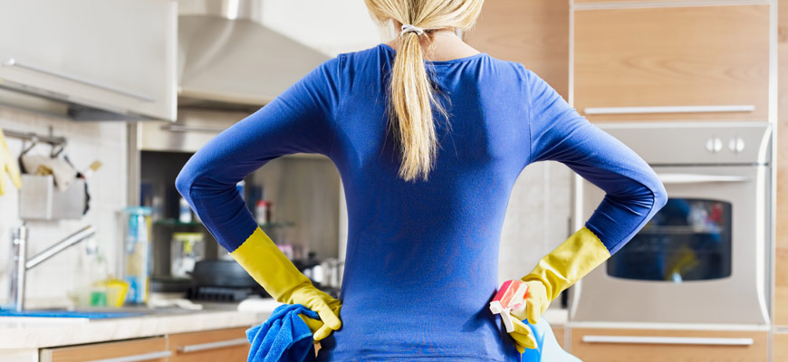 How To Make House Cleanings Less Stressful