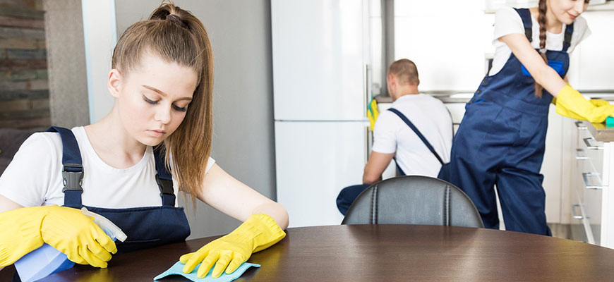 How Professional Cleaning Helps Fight COVID-19