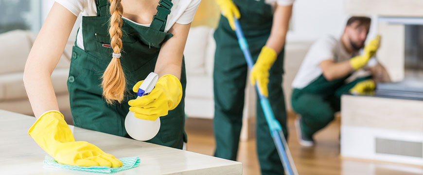 Real Estate Deep Clean